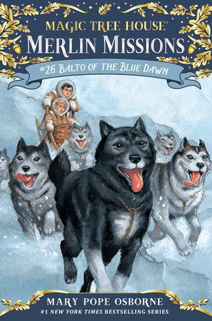 Balto of the Blue Dawn