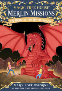 Book cover for Night of the Ninth Dragon