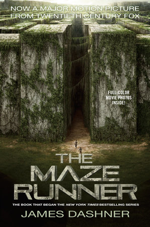 The Maze Runner Movie Tie-In Edition (Maze Runner, Book One)