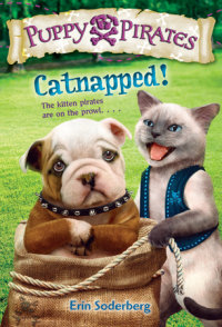 Book cover for Puppy Pirates #3: Catnapped!