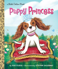 Book cover for Puppy Princess