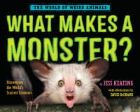 Cover of What Makes a Monster? cover