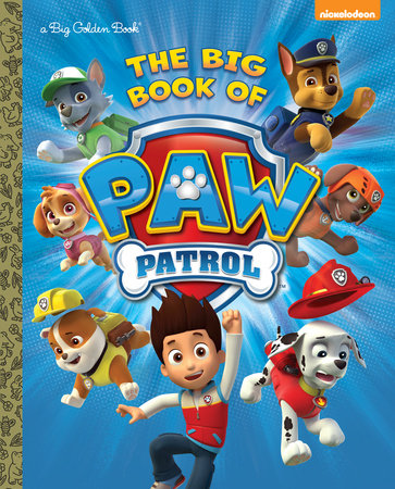 The Big Book of Paw Patrol (Paw Patrol)