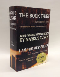 Book cover for The Book Thief/I Am the Messenger Paperback Boxed Set