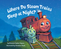 Book cover for Where Do Steam Trains Sleep at Night?