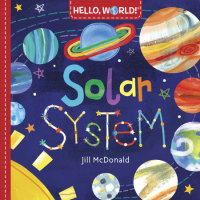 Cover of Hello, World! Solar System cover