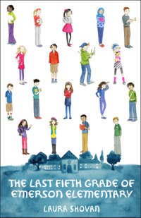 Cover of The Last Fifth Grade of Emerson Elementary cover