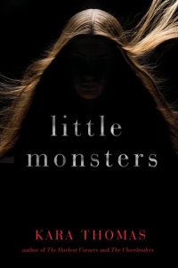 Cover of Little Monsters cover