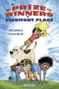 Book cover for The Prizewinners of Piedmont Place