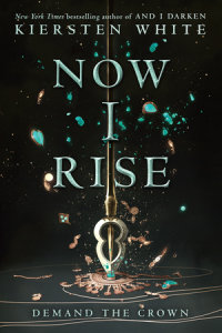 Cover of Now I Rise cover