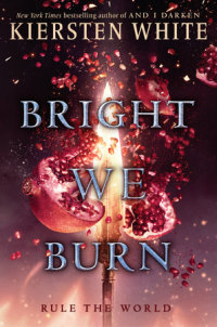 Cover of Bright We Burn cover