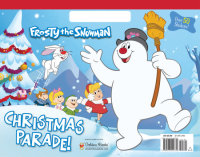 Book cover for Christmas Parade! (Frosty the Snowman)