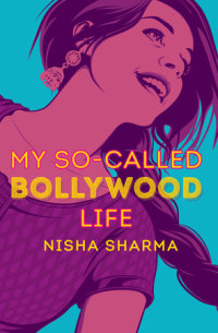 Cover of My So-Called Bollywood Life cover