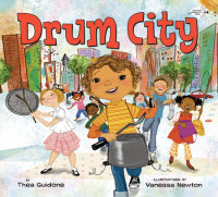 Book cover for Drum City