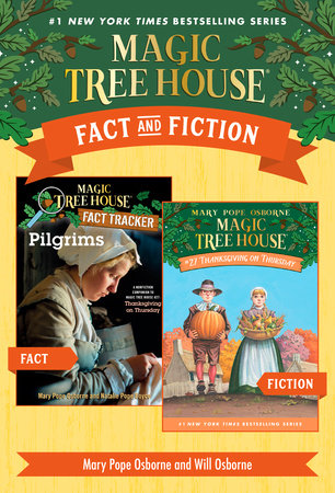 Magic Tree House Fact & Fiction: Thanksgiving