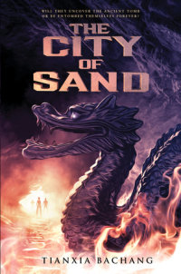 Cover of The City of Sand cover