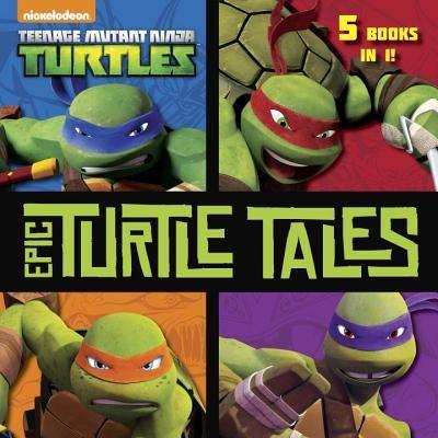 Epic Turtle Tales (Teenage Mutant Ninja Turtles)