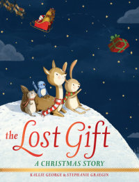 Cover of The Lost Gift cover