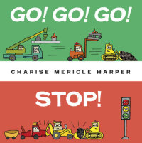 Cover of Go! Go! Go! Stop! cover