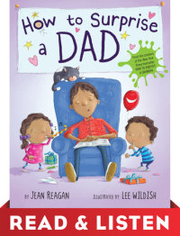 Book cover for How to Surprise a Dad: Read & Listen Edition