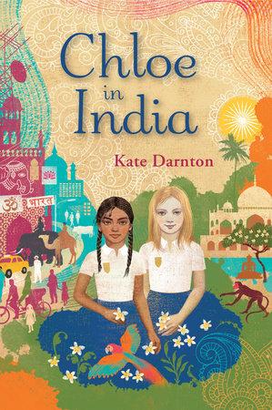 Chloe in India