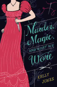 Book cover for Murder, Magic, and What We Wore