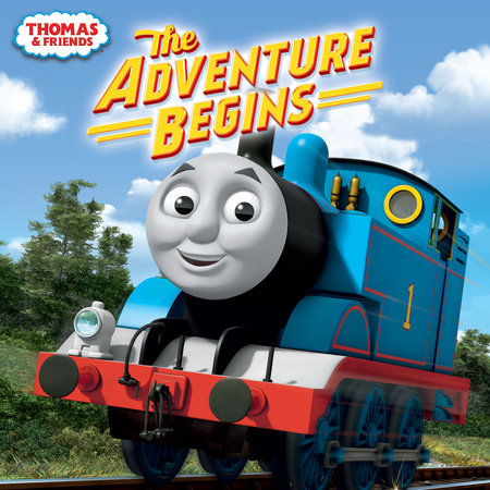 Thomas and Friends: The Adventure Begins (Thomas & Friends)