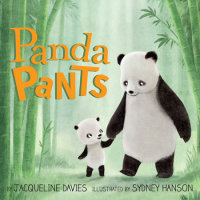 Book cover for Panda Pants