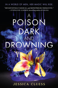 Book cover for A Poison Dark and Drowning (Kingdom on Fire, Book Two)