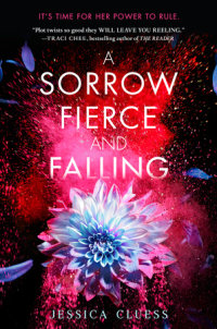 Book cover for A Sorrow Fierce and Falling (Kingdom on Fire, Book Three)