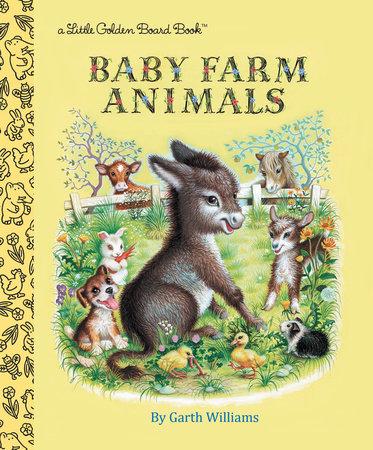 Baby Farm Animals