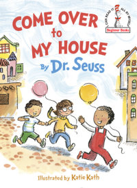 Book cover for Come Over to My House