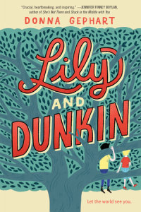 Cover of Lily and Dunkin cover