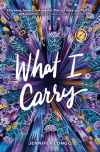 Cover of What I Carry cover