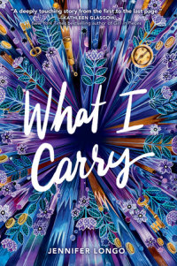 Cover of What I Carry