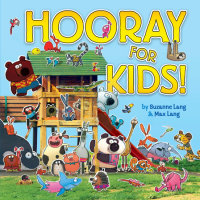 Book cover for Hooray for Kids