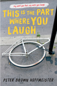 Book cover for This is the Part Where You Laugh