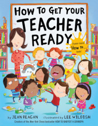 Cover of How to Get Your Teacher Ready cover