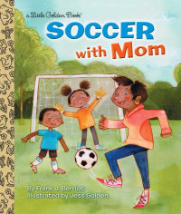 Book cover for Soccer With Mom