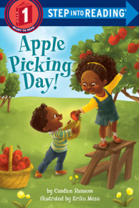 Book cover for Apple Picking Day!