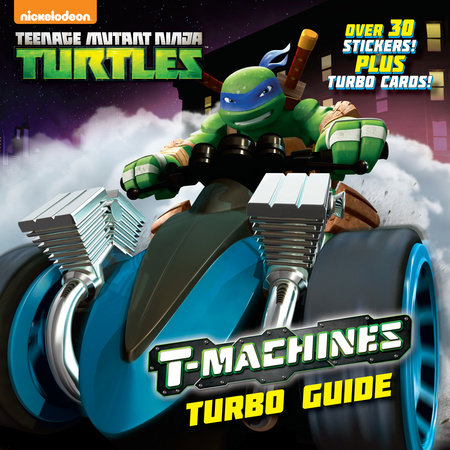 T-Machines Turbo Guide (Teenage Mutant Ninja Turtles)