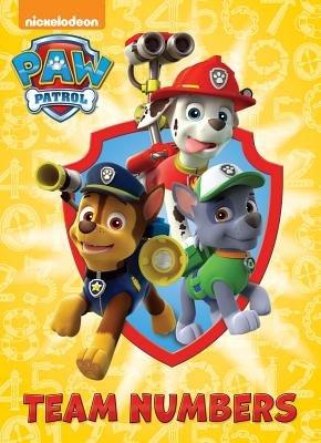 Team Numbers (Paw Patrol)