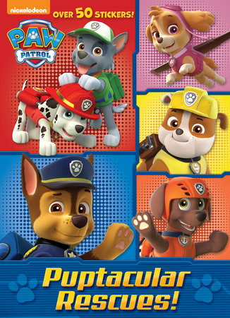 Puptacular Rescues! (Paw Patrol)