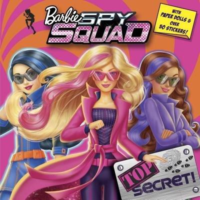 Top Secret! (Barbie Spy Squad)