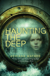 Book cover for Haunting the Deep