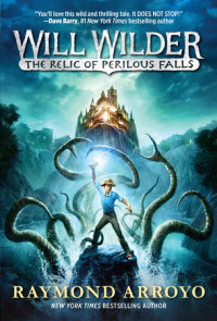 Book cover for Will Wilder #1: The Relic of Perilous Falls