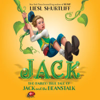 Cover of Jack: The (Fairly) True Tale of Jack and the Beanstalk cover