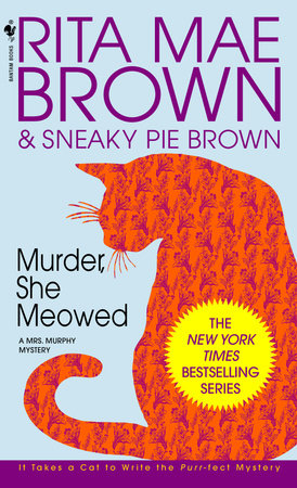 Murder, She Meowed book cover