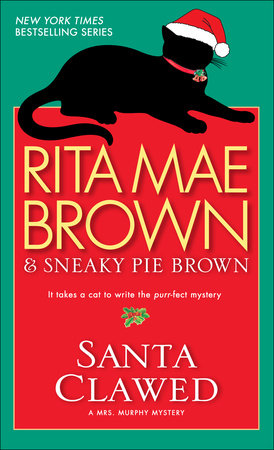 Santa Clawed book cover