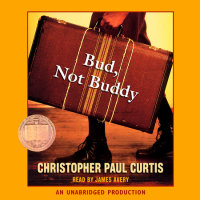 Cover of Bud, Not Buddy cover